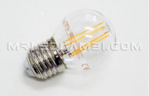 4W LED КРУШКА E27 A60 FILAMENT