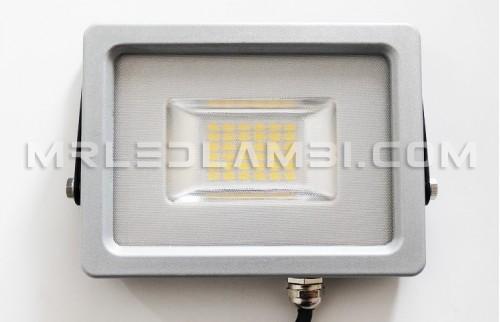 led прожектор 30w сиво тяло